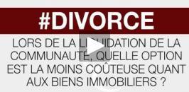 Divorce Le Partage Des Biens Immobiliers Avocat Divorce